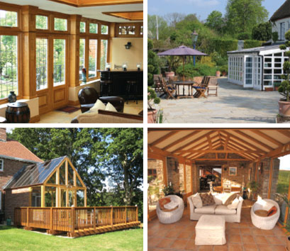 Oak Orangeries - Oak Conservatories from Richmond Oak