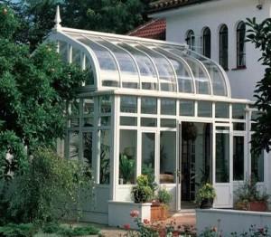 aluminium metal conservatory