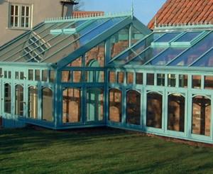 cloister conservatory design