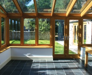 contemporary conservatory design