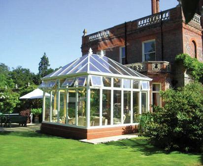 edwardian conservatory design