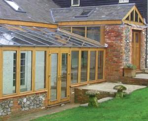 farmhouse conservatory design