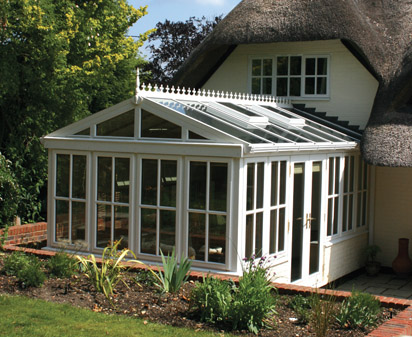 Georgian Conservatories Oak Conservatories