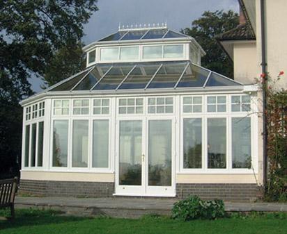 lantern conservatory design