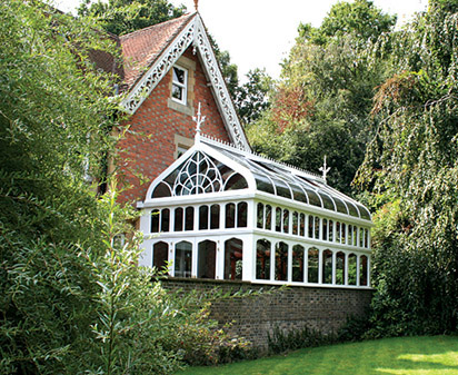 Victorian conservatories oak conservatories for Victorian sunroom